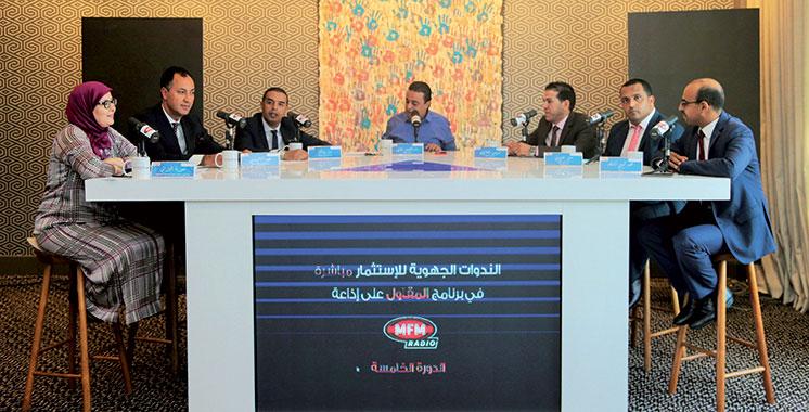 BMCE BOA lance la 5ème édition des  séminaires régionaux de l'investissement