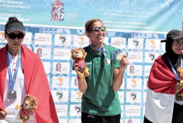 Aviron 1000m : L'Algérien Boudina remporte la médaille d'or, le Marocain Ellamman 4è