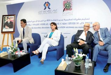 Instance équité et réconciliation : Les nouvelles décisions arbitrales du CNDH actées