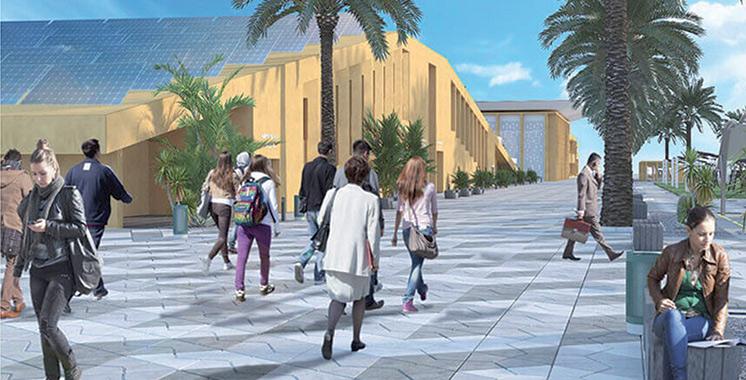 Une capacité d'accueil de 2.000 étudiants : 218,5 millions de dirhams pour la nouvelle Faculté  de médecine de Laâyoune