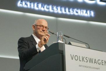 Volkswagen en deuil