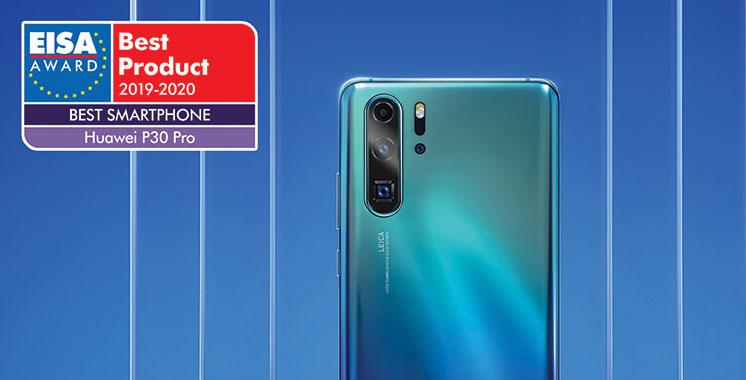 Huawei de nouveau distingué par l'EISA