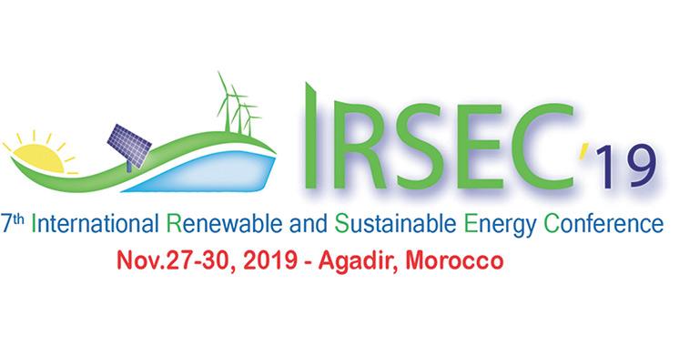 L'événement IRSEC se tiendra en novembre à Agadir : L'appel à participation ouvert  jusqu'au 3 septembre