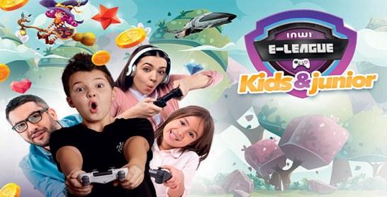 Inwi lance «e-league Kids & Junior» pour parents et enfants