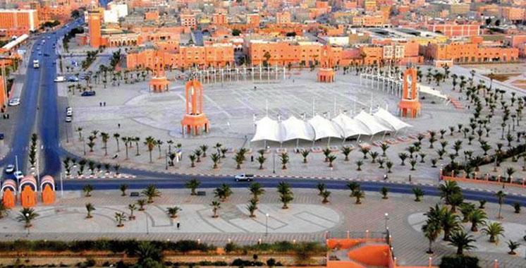 Maroc- Emirats Arabes Unis : Le Forum d'affaires de Laâyoune démarre ses travaux