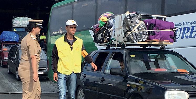 Marhaba : Le dispositif de veille renforcé