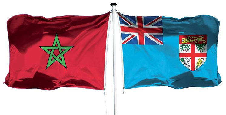 Maroc–Iles Fidji : Vers un partenariat mutuellement bénéfique
