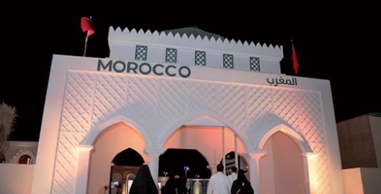 Artisanat, patrimoine culturel et gastronomie: Le Maroc s'illustre à Souk Okaz