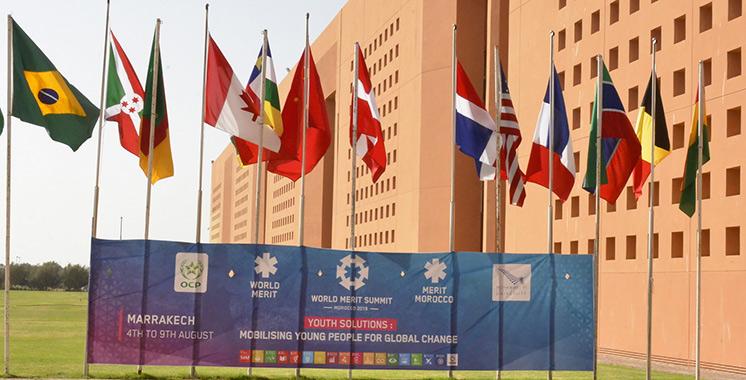 2e World Merit Summit : Le Groupe OCP mise sur le développement durable