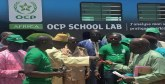 Lancement au Ghana de l'«OCP School Lab»