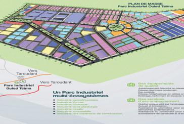 Zone industrielle d'Ouled Teima : L'attribution de terrains pour six projets annulée