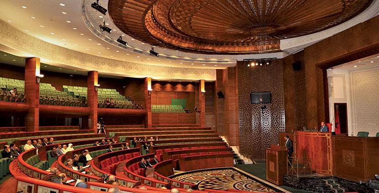 La chambre des Conseillers se met  à l'Amazighe