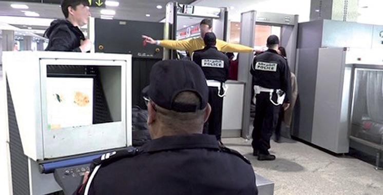 Aéroport Mohammed V : Arrestation d'un Italien recherché par les autorités judiciaires belges
