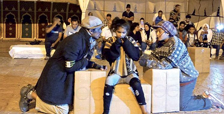 Safi : Un festival du théâtre des quartiers
