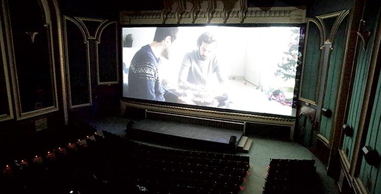 Le cinéma sans frontières fait escale à Berkane