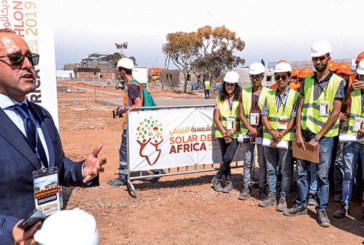 Solar Decathlon Africa :  Les participants affluent à Benguerir