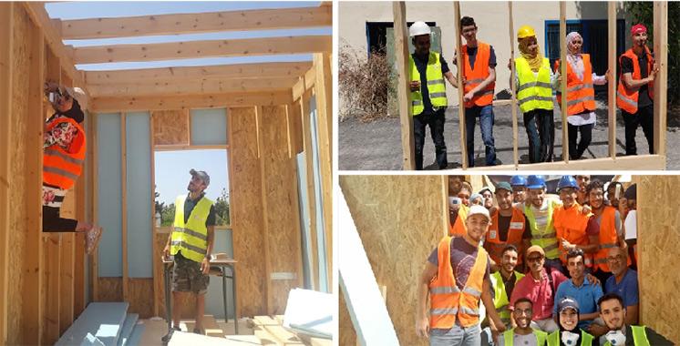 Solar Decathlon Africa 2019 :  Le projet «TDART Tanger» fin prêt