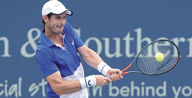 Tennis : L'Écossais Andy Murray ne jouera pas en simple à l'US Open