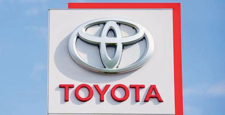 Toyota : Le bénéfice net  gagne 3,9% sur un an, mais les prévisions abaissées