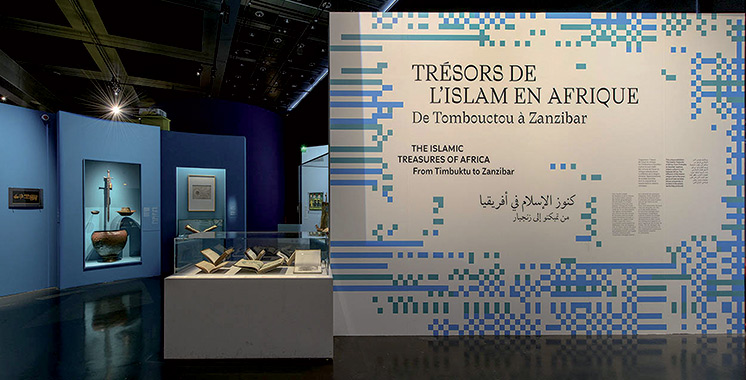 «Trésors de l'Islam en Afrique» : 250 œuvres d'art témoignant de 13 siècles d'histoire