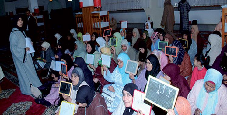 Programme de lutte contre l'analphabétisme dans les mosquées : Remise de prix aux bénéficiaires les plus brillants à Errachidia