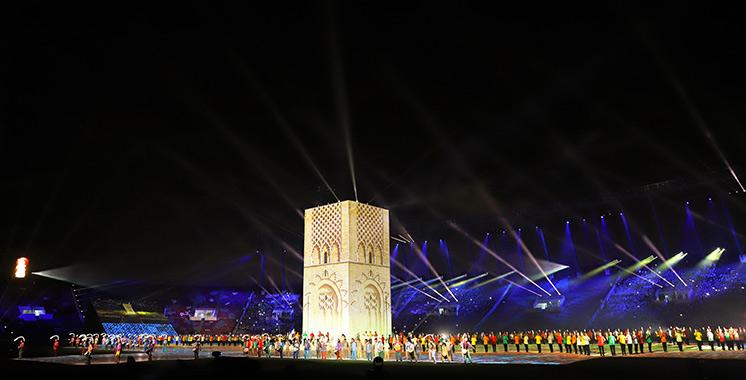 Présidée par Son Altesse Royale le Prince Moulay Rachid : La cérémonie d'ouverture, une fresque exquise sur le Maroc de la paix et de la tolérance
