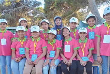 Act4community Khouribga d'OCP : Plus de 2.000 enfants bénéficiaires des colonies de vacances
