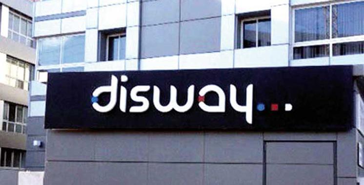 Disway: Le chiffre d'affaires en baisse par rapport au 1 er trimestre