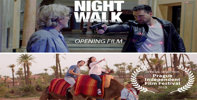 Prague Independant film : «Night Walk» de Aziz Tazi en compétition officielle