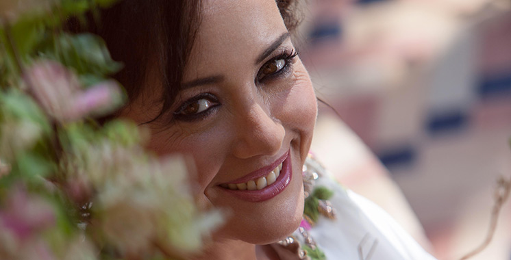 Pour présenter ses vœux de l'Aïd Al Adha : Karima Skalli lance «Alhawa rachiki»