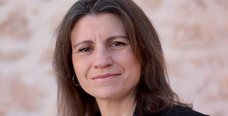 Rencontre avec l'auteure Marion  Mari-Bouzid à Essaouira