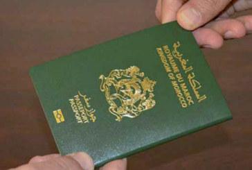 Le passeport marocain donne accès à 61 pays sans visa