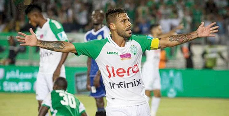Le Raja de Casablanca étrille Brikama United   Aujourd'hui le Maroc