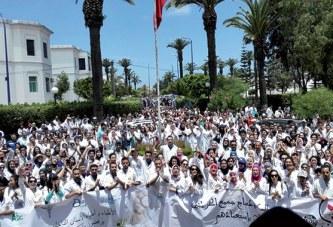Une grève de 5 jours  à l'horizon et 1.300 démissions attendues