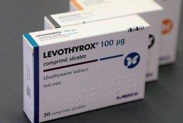 Lévothyrox : Un approvisionnement couvrant 3 à 4 mois  des besoins réceptionné le 29 juillet