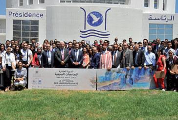 Dédiée à la nouvelle génération : Université d'été, le rendez-vous annuel des 560 jeunes MRE