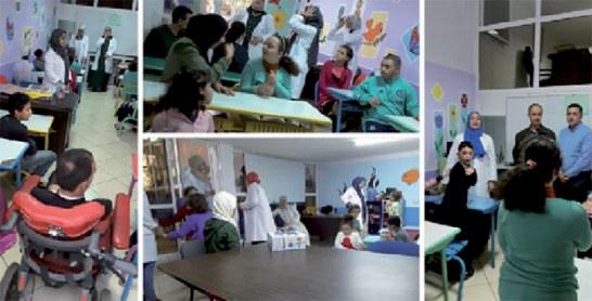 Asilah : Un nouvel espace pour scolariser près de 70 élèves handicapés mentaux