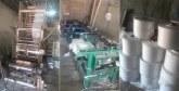 Mohammédia : Démantèlement  d'un atelier clandestin de fabrication de sacs en plastique interdits