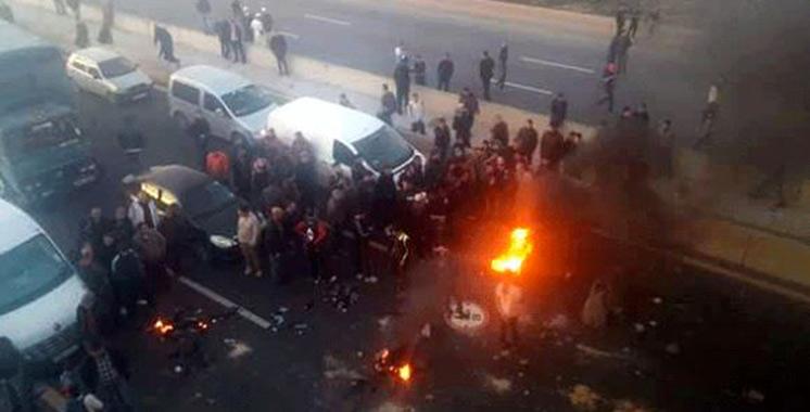Hooliganisme en marge de la rencontre WAC-AS FAR : 22 individus arrêtés à Casablanca