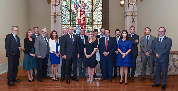 CFC et Barcelona Centre Financer Europeu signent un mémorandum d'entente