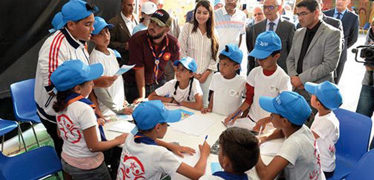 Convention internationale des droits de l'enfant : Le 30ème anniversaire fêté  à Casablanca