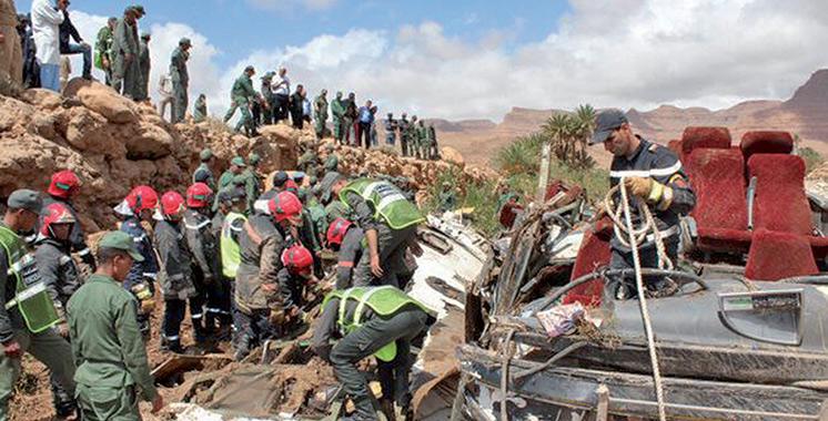 Protection contre les catastrophes naturelles: un chèque de 100 millions de $ de la banque mondiale au Maroc