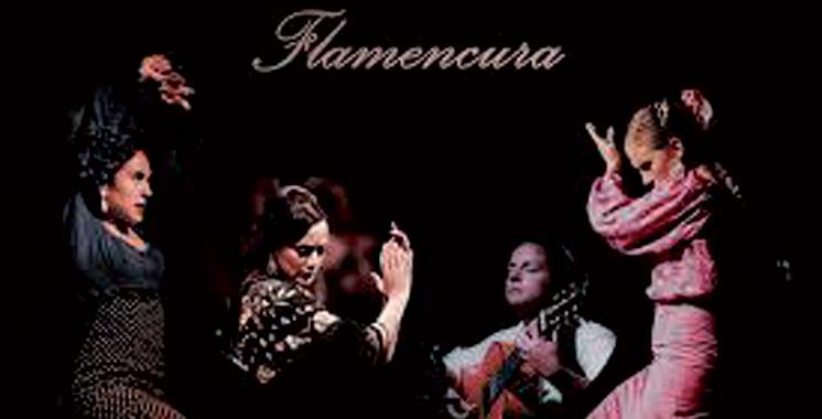 La 4ème édition du Festival flamenco  à Rabat