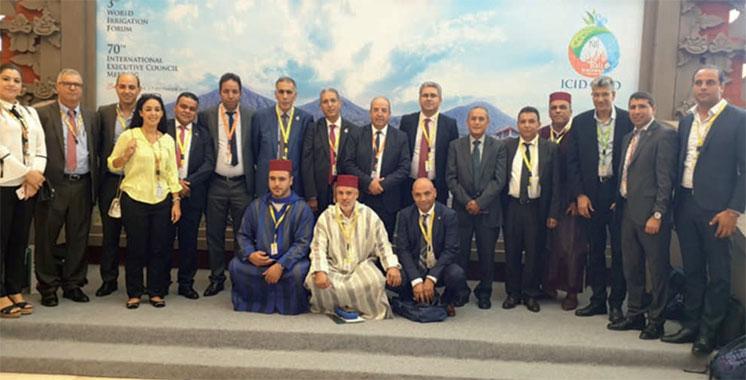 Forum mondial de l'irrigation : L'expérience marocaine saluée en Indonésie