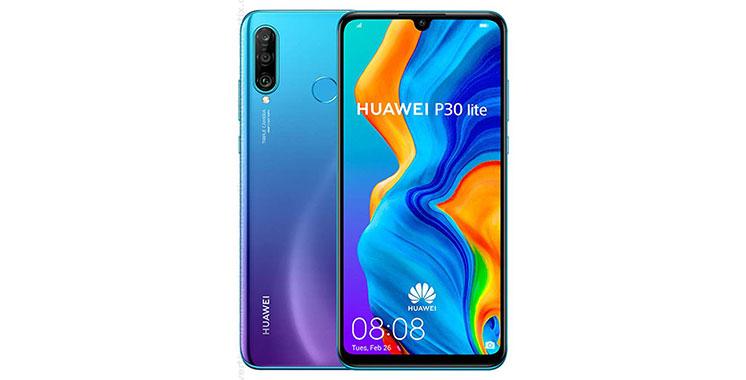Le nouveau Huawei P30 lite 48 MP au Maroc à la mi-octobre à 3.199 DH
