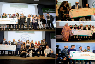 Entrepreneuriat : Injaz Al Maghrib prime ses lauréats