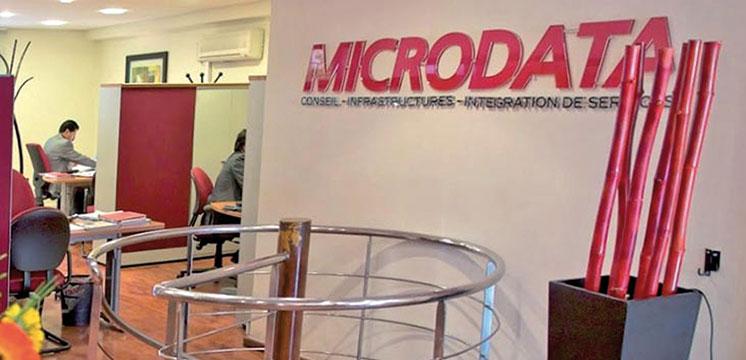 Microdata : Le PDG réduit ses parts dans le capital