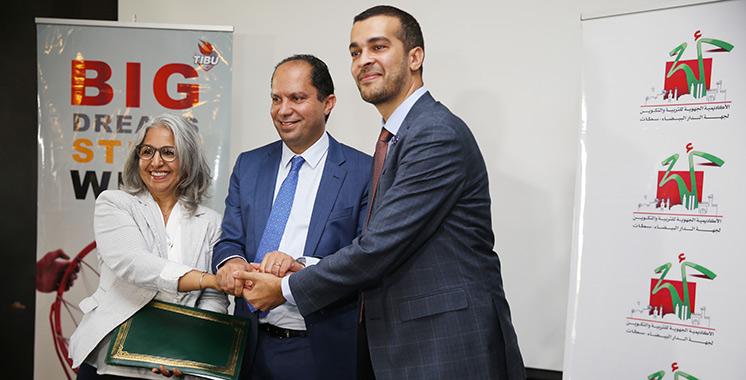 TIBU Maroc cible 54.000 élèves dans 120 écoles