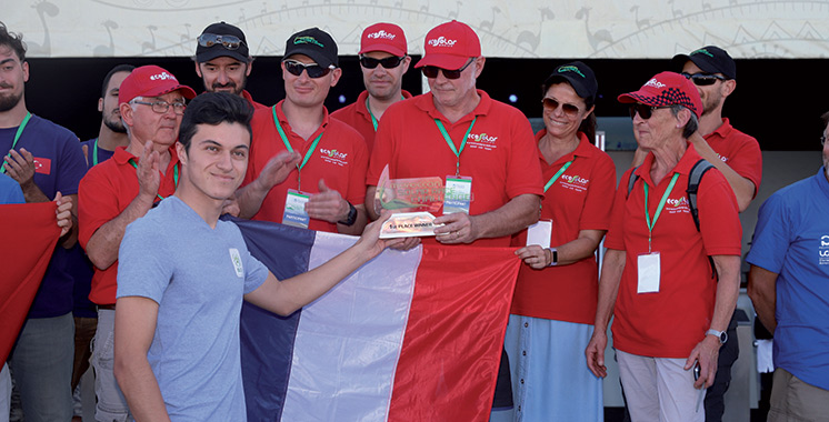 Moroccan Solar Race Challenge 2019 : L'équipe française «Eco Solar Breizh» décroche le titre