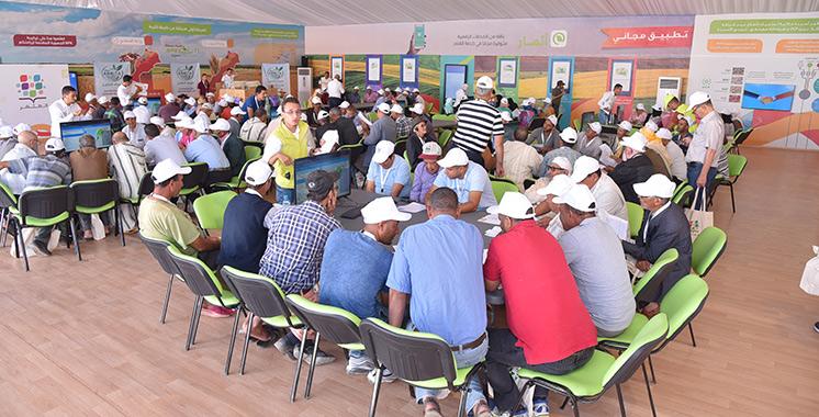 Groupe OCP : Le dispositif «Al Moutmir Itinérant» célèbre sa première année à Oued Zem